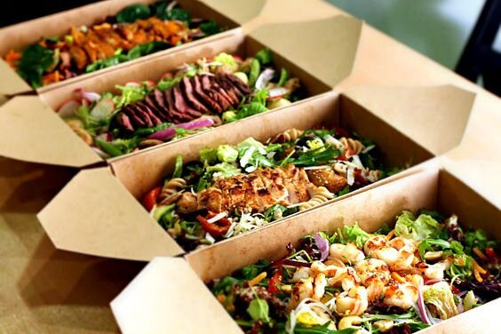 Sustainable food on the go