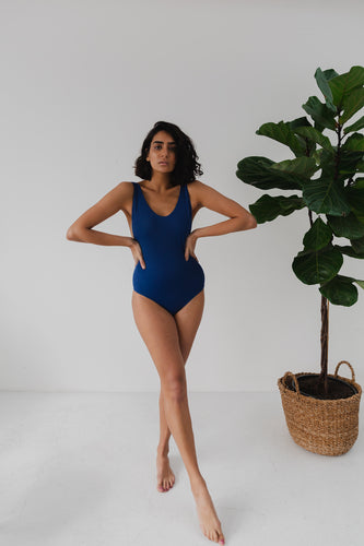 The Wanderlust One Piece - Navy