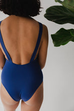 Load image into Gallery viewer, The Wanderlust One Piece - Navy