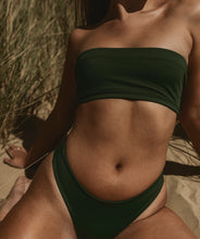 Load image into Gallery viewer, Sierra Bikini Top - Khaki Green