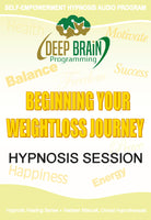 Beginning Your Weight Loss Journey Self Hypnosis mp3 audio program - Nadeen Manuel