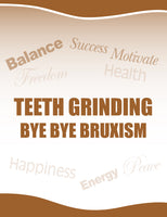 Stop Teeth Grinding Bye Bye Bruxism Self Hypnosis mp3 audio Hypnosis Session - Nadeen Manuel