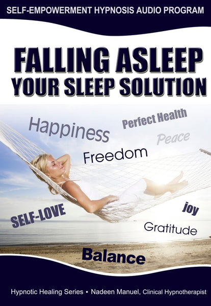 Falling Asleep Self Hypnosis mp3 - Nadeen Manuel