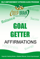 Goal Getter Affirmations FREE Download mp3 - Nadeen Manuel