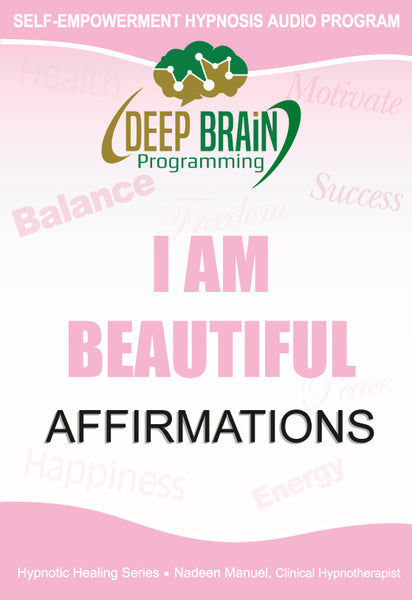 I AM Beautiful Affirmations with Binaural Beats FREE mp3 Download - Nadeen Manuel