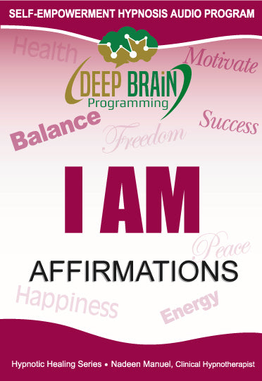 I AM Affirmations with Binaural Beats FREE mp3 Download - Nadeen Manuel