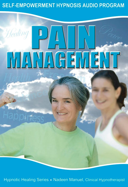 Pain Management Self Hypnosis mp3 audio hypnosis session - Nadeen Manuel