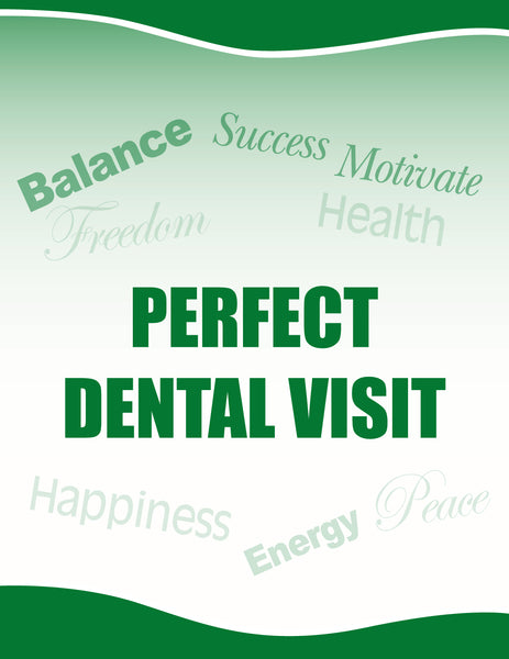 Perfect Dental Vist Self Hypnosis mp3 audio hypnosis session - Nadeen Manuel