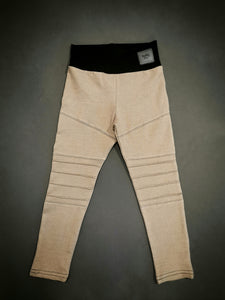 Pantalon Skinny Sable