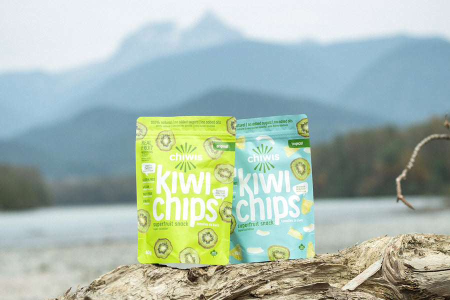 Chiwis Healthy Chips have kiwi fruit benefits
