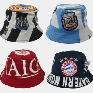 Vintage and Classic Football Shirt Bucket Hat