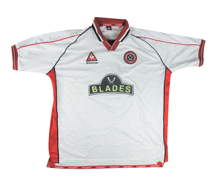 Sheffield United 1999-00 Away Shirt (Excellent) XXXL