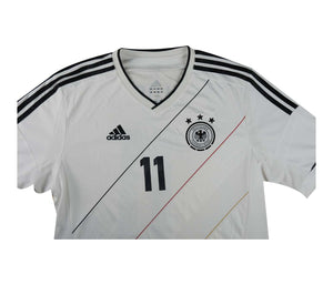 Germany 2012-13 Home Shirt Klose #11 (Excellent) L