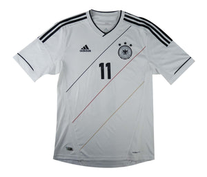 Germany 2012-13 Home Shirt Klose #11 (Excellent) M