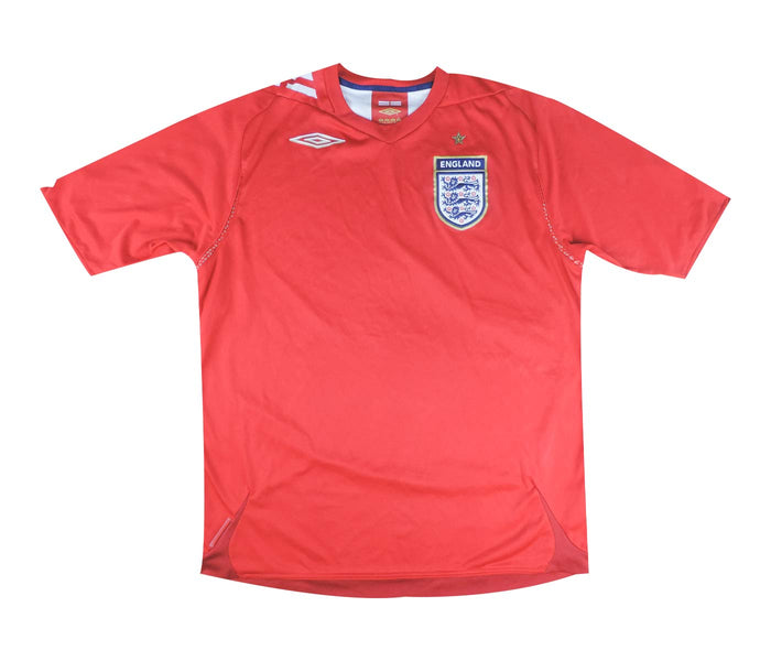 England 2006-08 Away Shirt (Excellent) L