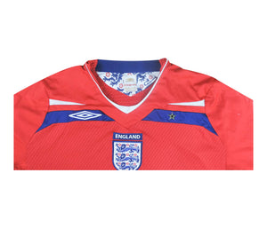 England 2008-10 Away Shirt (Excellent) L