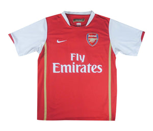 Arsenal 2006-07 Home Shirt Henry #14 (Excellent) S