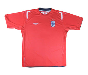 England 2004-06 Away Shirt (Excellent) M