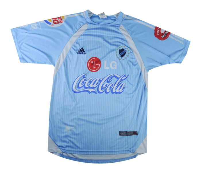 Club Bolivar 2004-05 Home Shirt (Excellent) M