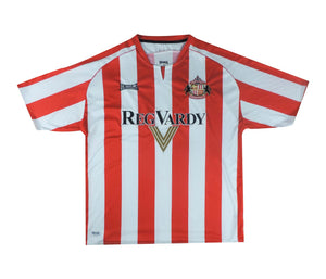 Sunderland 2005-07 Home Shirt (Excellent) L