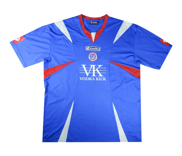 Chesterfield 2007-08 Home Shirt (Excellent) XXL