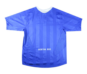 Hertha (BSC Berlin) 2005-06 Home Shirt (Excellent) XL