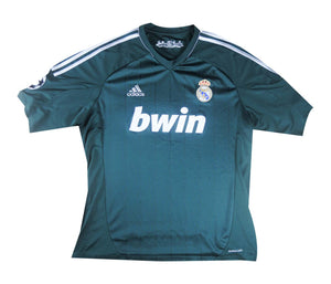 Real Madrid 2012-13 Third Shirt (Excellent) XL