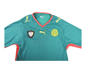 Cameroon 2008-09 Home Shirt (Excellent) M