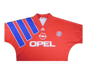 Bayern Munich 1991-93 Home Shirt (Excellent) L