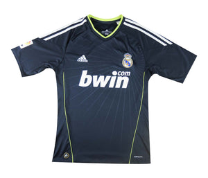 Real Madrid 2010-11 Away Shirt Ronaldo #7 (Excellent) M