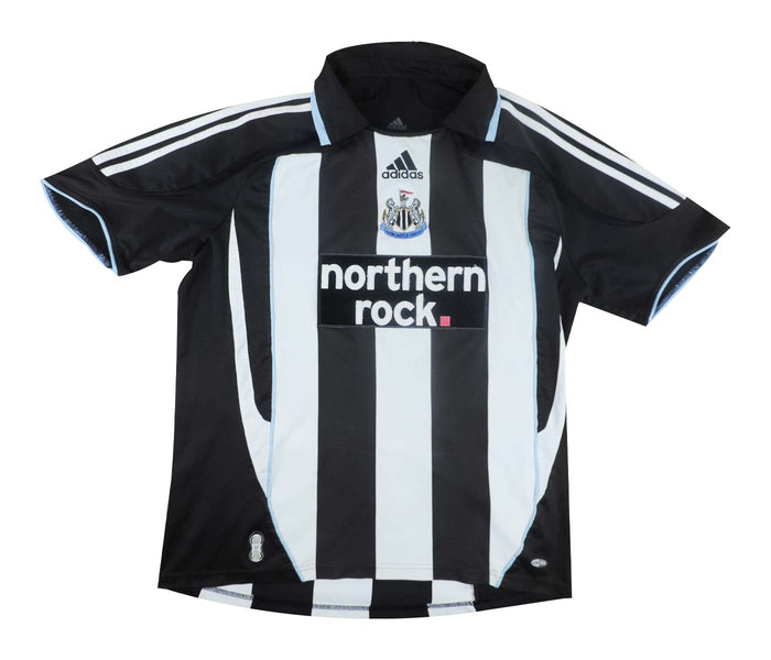Newcastle United 2007-09 Home Shirt (Excellent) M