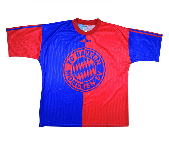 Bayern Munich 1995-96 Training Shirt (Excellent) XL