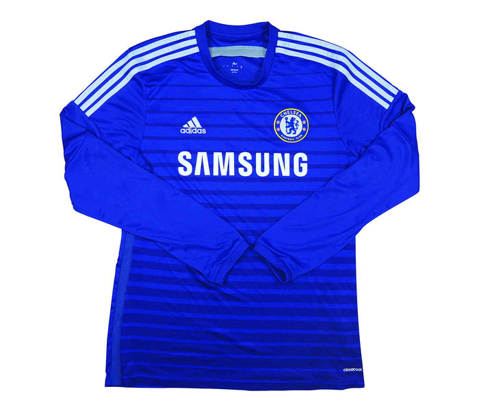 Chelsea 2014-15 Home Shirt L/S (Very Good) L