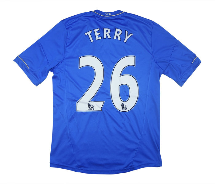 Chelsea 2012-13 Home Shirt Terry #26 (Excellent) M
