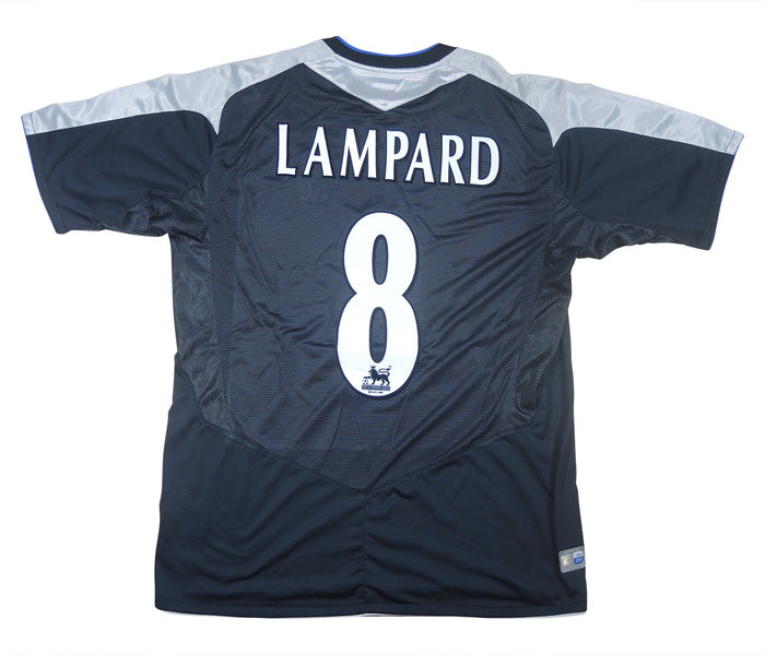 Chelsea 2004-05 Away Shirt Lampard #8 (Excellent) L
