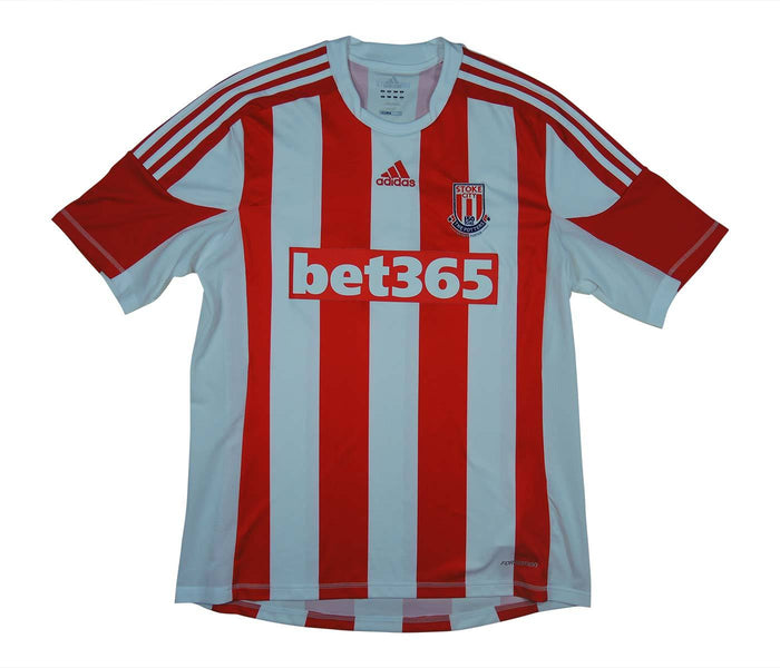 Stoke City 2012-13 '150 Years' Home Shirt (Excellent) L