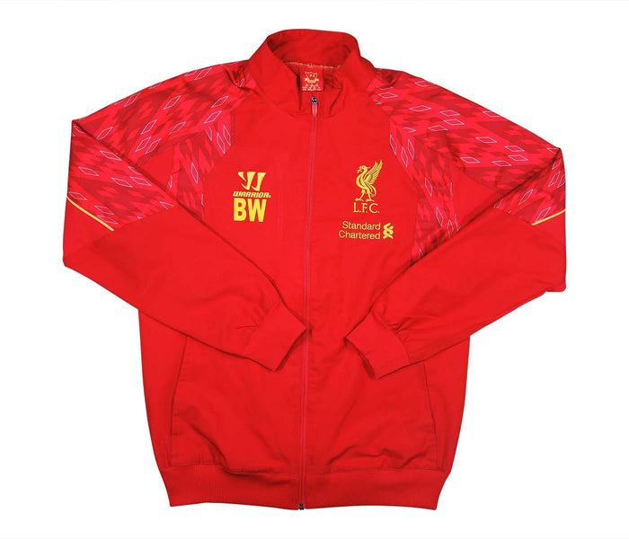 Liverpool 2013-14 Training Jacket (Excellent) S