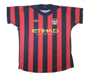 Manchester City 2011-12 Away  (Excellent) L