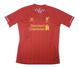 Liverpool 2013-14 Home Shirt (Excellent) L