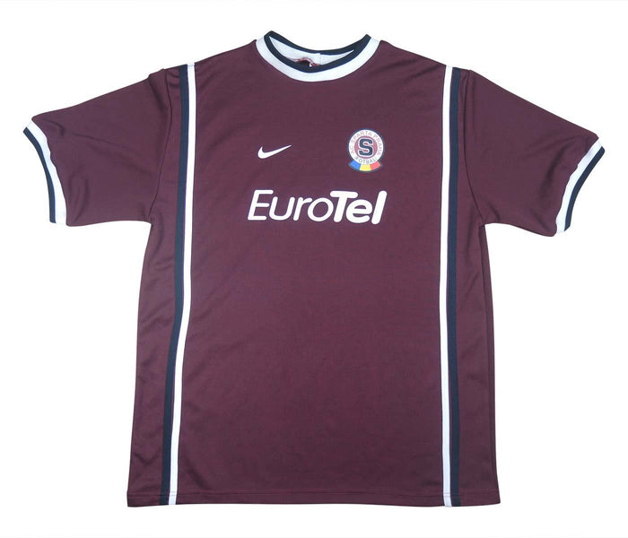 Sparta Prague 1999-00 Home Shirt (Excellent) L