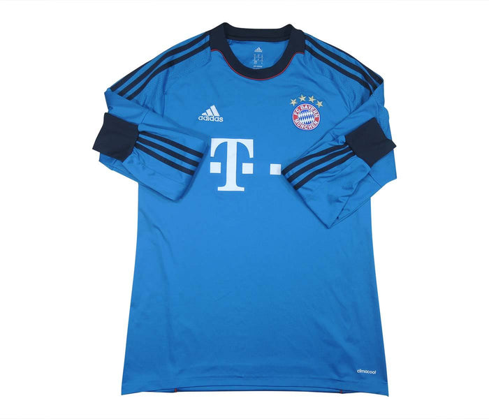 Bayern Munich 2013-14 GK Shirt (Excellent) M