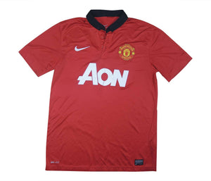 Manchester United 2013-14 Home Shirt (Excellent) M