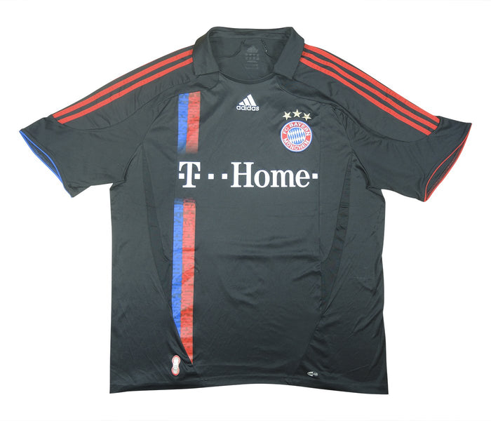 Bayern Munich 2007-09 European Shirt (Excellent) XXL
