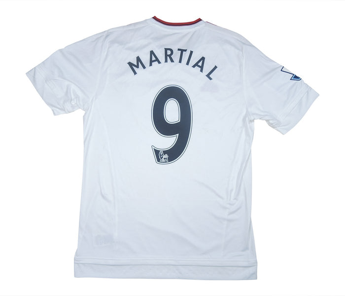 Manchester United 2015-16 Away Shirt Martial #9 (Excellent) M
