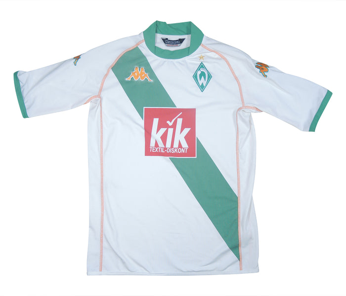 Werder Bremen 2004-05 Away Shirt (Excellent) M