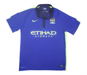 Manchester City 2014-15 Away (Very Good) L