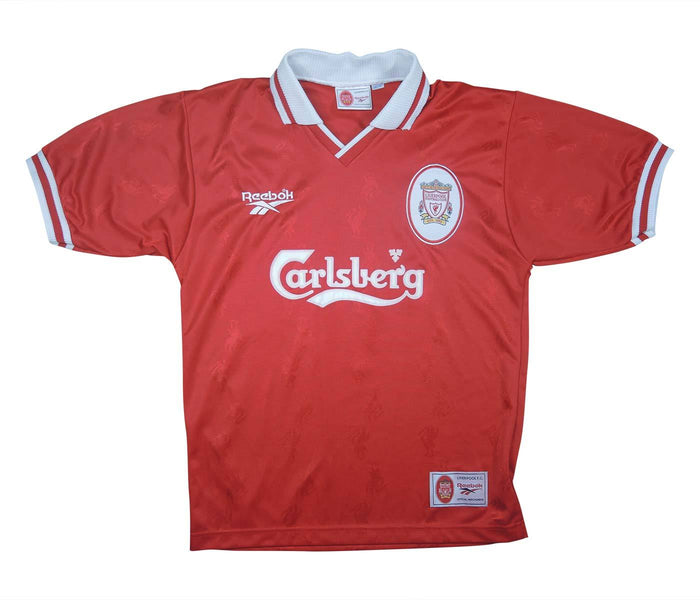 Liverpool 1996-98 Home Shirt (Excellent) S