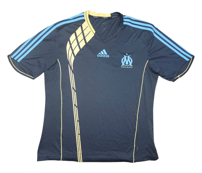 Olympique Marseille 2008-09 Player Issue Training Top (Excellent) L