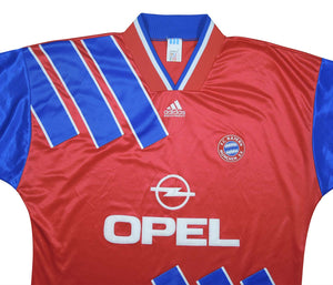 Bayern Munich 1993-95 Home Shirt (Very Good) XL