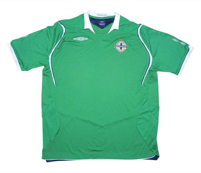 Northern Ireland 2008-10 Home Shirt (Excellent) XXL